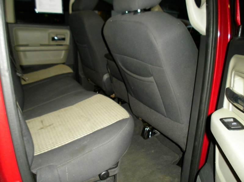2011 RAM Ram Pickup 1500 for sale at BAILEY MOTORS INC in West Rutland VT