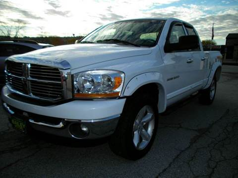 2006 Dodge Ram Pickup 1500 for sale at BAILEY MOTORS INC in West Rutland VT