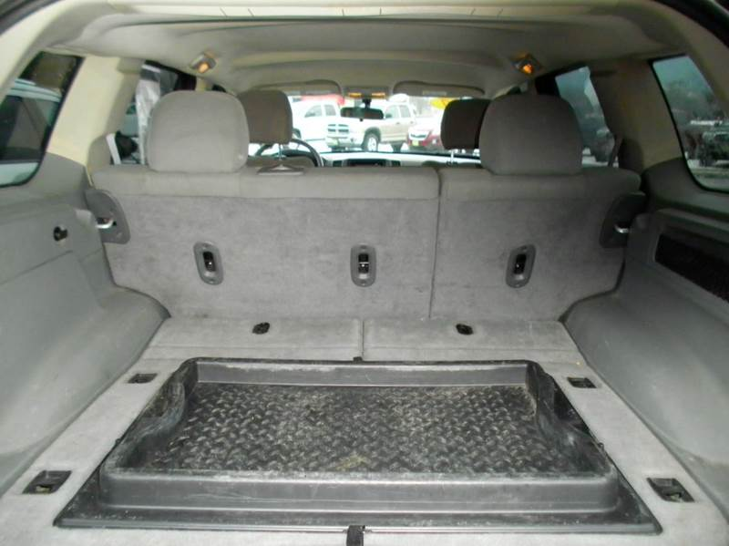 2007 Jeep Grand Cherokee for sale at BAILEY MOTORS INC in West Rutland VT