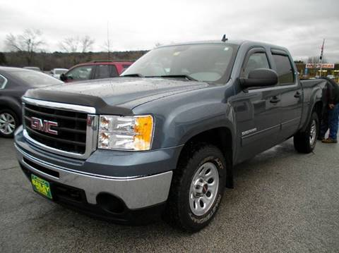 2011 GMC Sierra 1500 for sale at BAILEY MOTORS INC in West Rutland VT