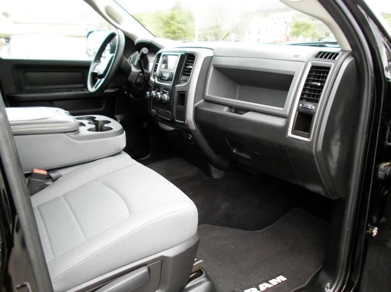 2013 RAM Ram Pickup 1500 for sale at BAILEY MOTORS INC in West Rutland VT