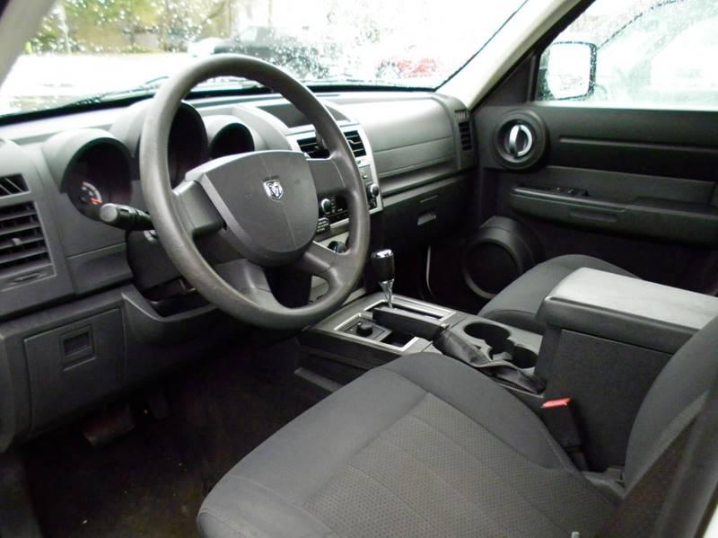 2011 Dodge Nitro for sale at BAILEY MOTORS INC in West Rutland VT