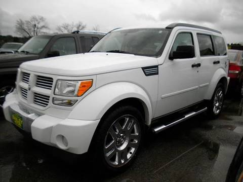 2011 Dodge Nitro for sale at BAILEY MOTORS INC in West Rutland VT