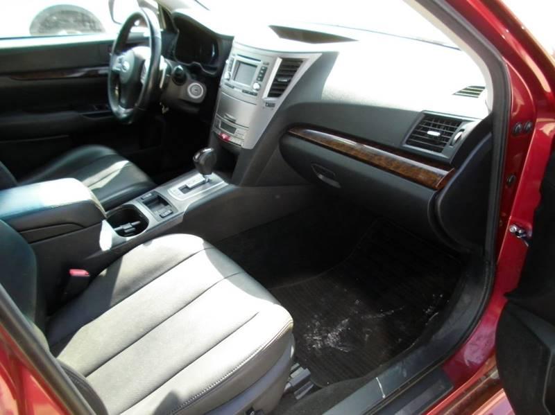 2013 Subaru Legacy for sale at BAILEY MOTORS INC in West Rutland VT
