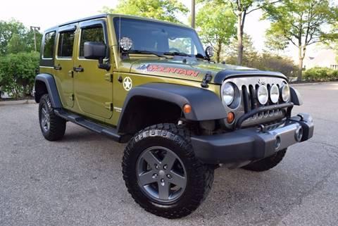 2010 Jeep Wrangler Unlimited for sale in Sacramento, CA