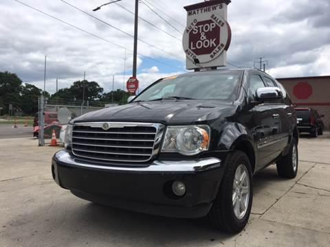 Chrysler Aspen For Sale In Michigan