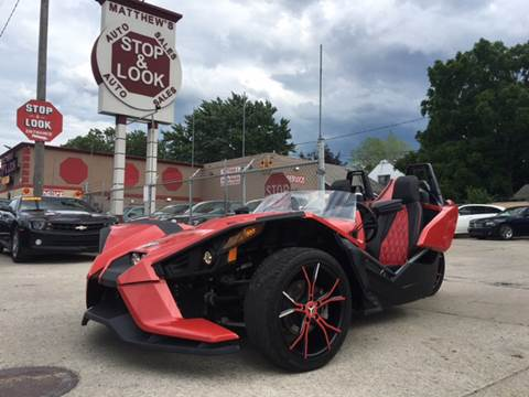 2015 Polaris Slingshot for sale in Detroit, MI