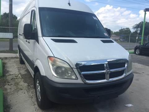 2008 Dodge Sprinter Cargo for sale in Detroit, MI