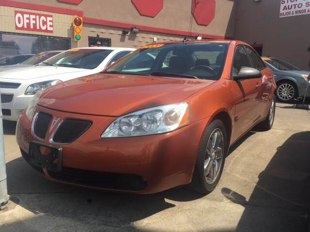 2006 pontiac g6 for sale at matthew 39 s stop look auto. Black Bedroom Furniture Sets. Home Design Ideas