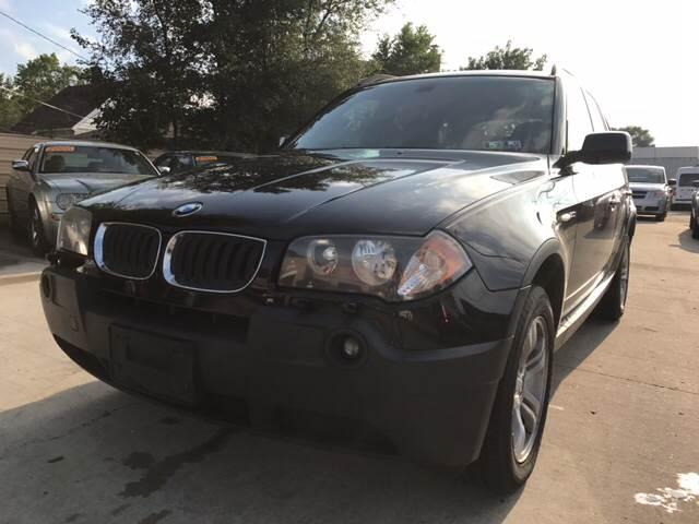 2005 BMW X3 3.0i In Detroit MI - Matthew\'s Stop & Look Auto Sales