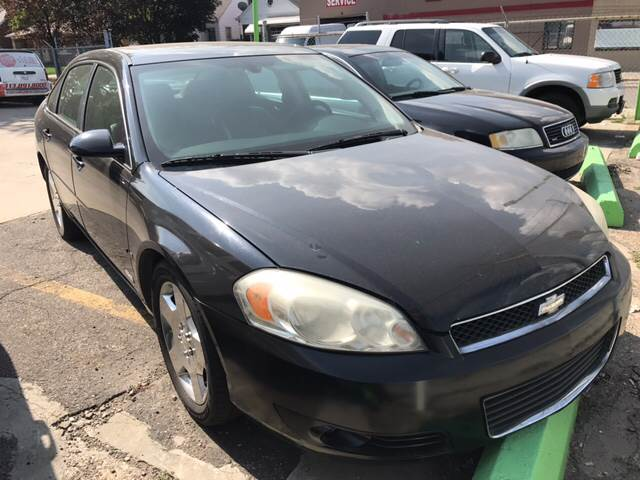 2006 Chevrolet Impala For Sale At Matthewu0027s Stop U0026 Look Auto Sales In  Detroit MI