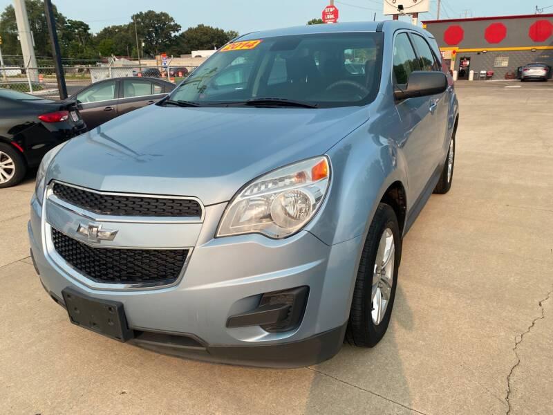 2014 Chevrolet Equinox for sale at Matthew's Stop & Look Auto Sales in Detroit MI