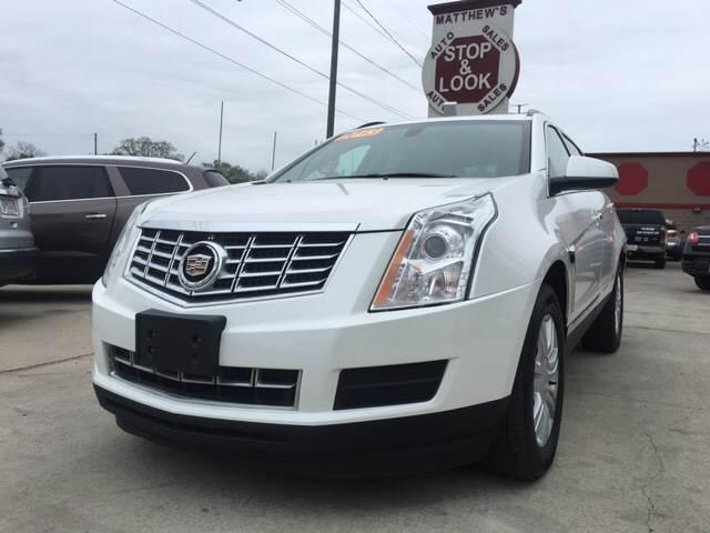2013 Cadillac Srx In Detroit Mi Matthew S Stop Look Auto Sales