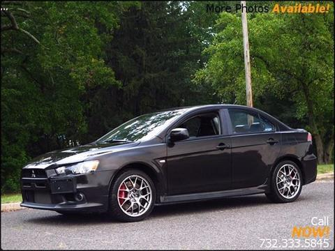 2014 Mitsubishi Lancer Evolution MR