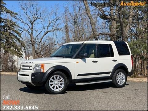 2007 Land Rover LR3 for sale in East Brunswick, NJ
