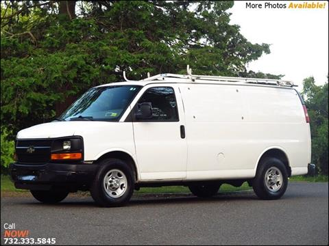 2008 Chevrolet Express Cargo for sale in East Brunswick, NJ