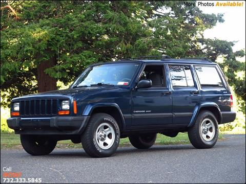 Jeep Cherokee Sport For Sale >> Used 2001 Jeep Cherokee For Sale Carsforsale Com