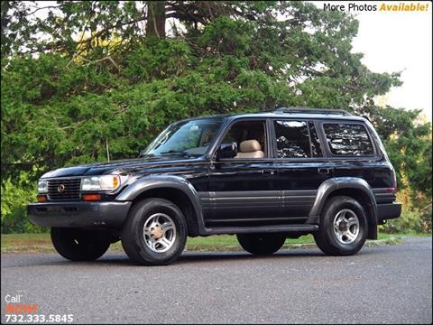 1997 Lexus LX 450 for sale in East Brunswick, NJ