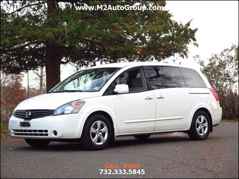 2008 Nissan Quest for sale in East Brunswick, NJ