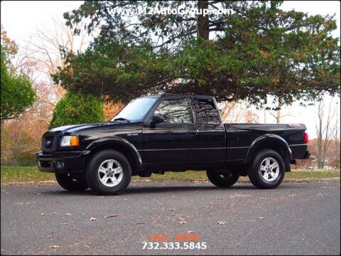 Old Trucks For Sale Cheap >> 2004 Ford Ranger For Sale In East Brunswick Nj