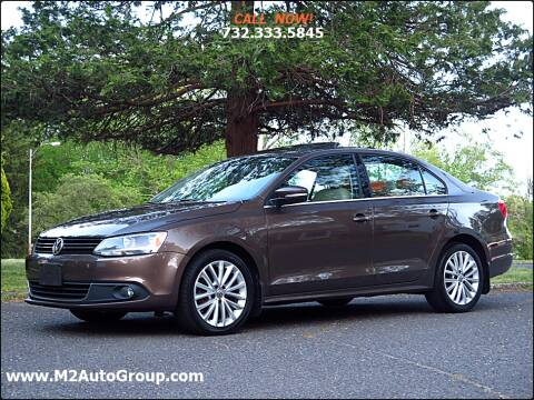 2011 Volkswagen Jetta SEL PZEV for sale at M2 Auto Group Llc. EAST BRUNSWICK in East Brunswick NJ