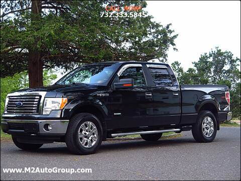 2011 Ford F-150 XLT for sale at M2 Auto Group Llc. EAST BRUNSWICK in East Brunswick NJ