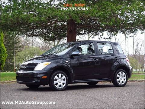 2006 Scion xA for sale at M2 Auto Group Llc. EAST BRUNSWICK in East Brunswick NJ