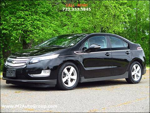 2014 Chevrolet Volt Premium for sale at M2 Auto Group Llc. EAST BRUNSWICK in East Brunswick NJ