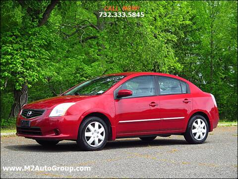 2010 Nissan Sentra 2.0 S for sale at M2 Auto Group Llc. EAST BRUNSWICK in East Brunswick NJ