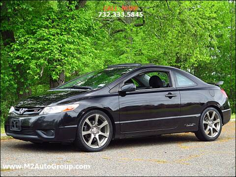 2006 Honda Civic Si for sale at M2 Auto Group Llc. EAST BRUNSWICK in East Brunswick NJ