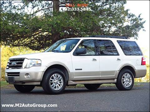 2008 Ford Expedition Eddie Bauer for sale at M2 Auto Group Llc. EAST BRUNSWICK in East Brunswick NJ