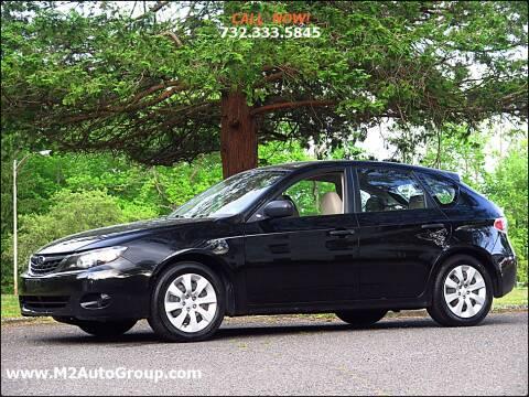 2008 Subaru Impreza for sale at M2 Auto Group Llc. EAST BRUNSWICK in East Brunswick NJ
