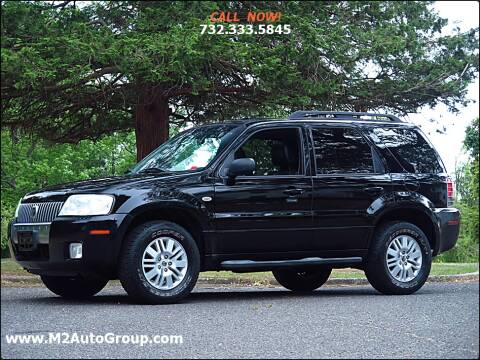 2006 Mercury Mariner for sale at M2 Auto Group Llc. EAST BRUNSWICK in East Brunswick NJ