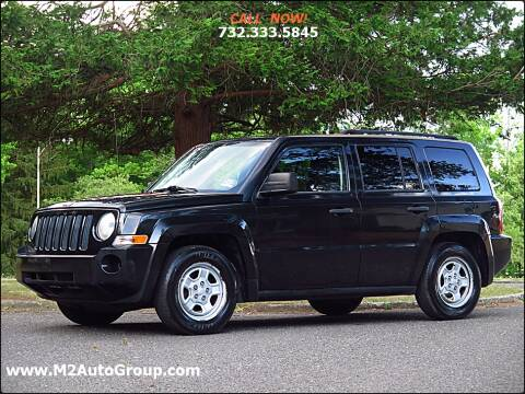 2008 Jeep Patriot for sale at M2 Auto Group Llc. EAST BRUNSWICK in East Brunswick NJ