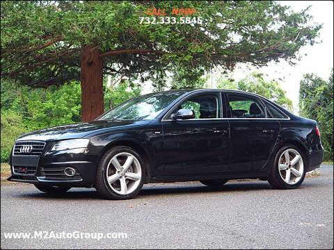 2012 Audi A4 for sale at M2 Auto Group Llc. EAST BRUNSWICK in East Brunswick NJ