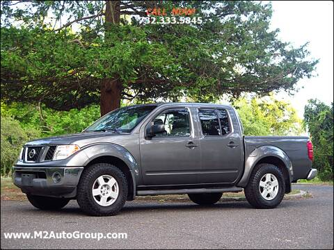 2005 Nissan Frontier for sale at M2 Auto Group Llc. EAST BRUNSWICK in East Brunswick NJ