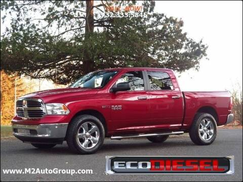 2014 RAM Ram Pickup 1500 for sale at M2 Auto Group Llc. EAST BRUNSWICK in East Brunswick NJ