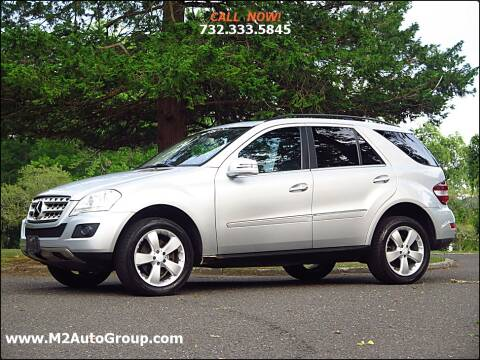 2011 Mercedes-Benz M-Class for sale at M2 Auto Group Llc. EAST BRUNSWICK in East Brunswick NJ