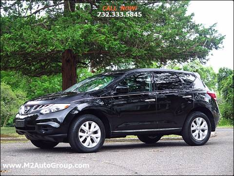 2014 Nissan Murano for sale at M2 Auto Group Llc. EAST BRUNSWICK in East Brunswick NJ