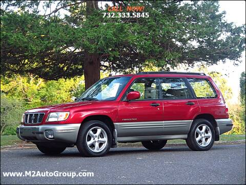 2002 Subaru Forester for sale at M2 Auto Group Llc. EAST BRUNSWICK in East Brunswick NJ
