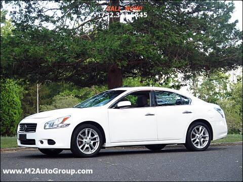 2012 Nissan Maxima for sale at M2 Auto Group Llc. EAST BRUNSWICK in East Brunswick NJ
