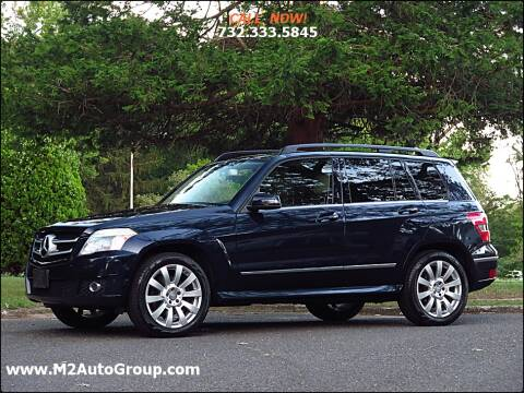 2010 Mercedes-Benz GLK for sale at M2 Auto Group Llc. EAST BRUNSWICK in East Brunswick NJ