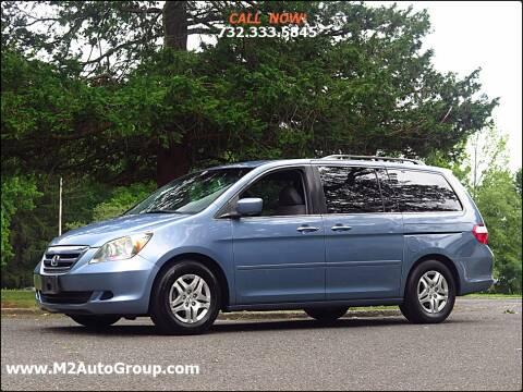 2007 Honda Odyssey for sale at M2 Auto Group Llc. EAST BRUNSWICK in East Brunswick NJ