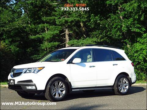 2013 Acura MDX for sale at M2 Auto Group Llc. EAST BRUNSWICK in East Brunswick NJ