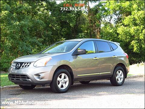 2012 Nissan Rogue for sale at M2 Auto Group Llc. EAST BRUNSWICK in East Brunswick NJ