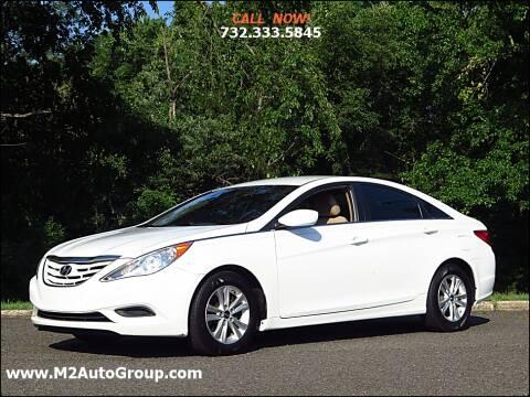 2011 Hyundai Sonata for sale at M2 Auto Group Llc. EAST BRUNSWICK in East Brunswick NJ