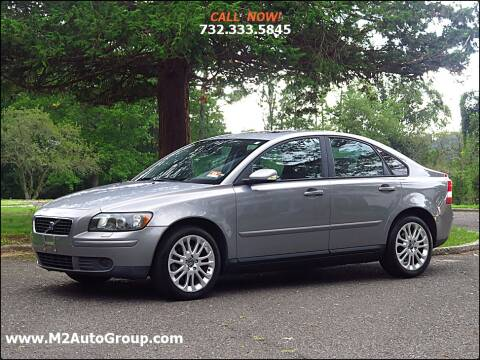 2006 Volvo S40 for sale at M2 Auto Group Llc. EAST BRUNSWICK in East Brunswick NJ