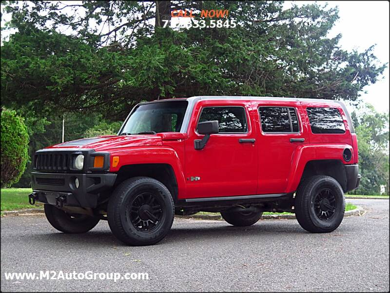 2006 HUMMER H3 for sale at M2 Auto Group Llc. EAST BRUNSWICK in East Brunswick NJ