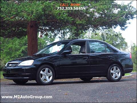 2001 Honda Civic for sale at M2 Auto Group Llc. EAST BRUNSWICK in East Brunswick NJ