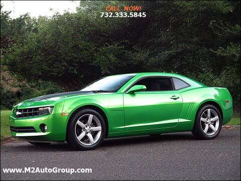2010 Chevrolet Camaro for sale at M2 Auto Group Llc. EAST BRUNSWICK in East Brunswick NJ